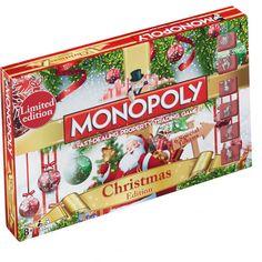 Monopoly - Christmas Edition: Image 01