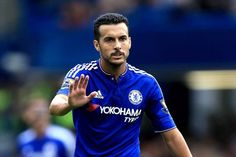 Pedro has pointed the finger at Tottenham for copying Chelsea's formation. Pedro has flourished for Chelsea since Antonio Conte switched to the new system midway through their defeat to Arsenal in September. Since then the Blues have won eight Chelsea Team, Chelsea Football, Premier League Teams, Transfer News, Uefa Champions, International Football, West Bromwich, Stamford Bridge, Man United
