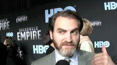 Michael Stuhlbarg aka Arnold Rothstein of HBO's 'Boardwalk Empire ...