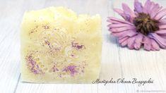 """Натуральное мыло с нуля """"Лаванда"""" – купить в интернет-магазине на Ярмарке Мастеров с доставкой"""