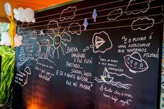 festa infantil aquarela rogerio inspire mfvc-28 Chalkboard Quotes, Art Quotes, Backdrops, Songs, Inspiration, Watercolor Walls, Abc Party, Art Classroom, Life