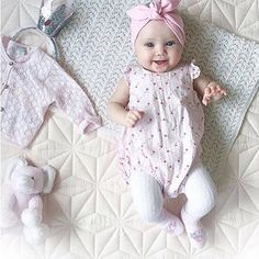 Morning World! ⠀ ⠀ What a sunny smile to wake up too. and such a cutie pie with that bandana! Trendy Baby Boy Clothes, Baby Boy Outfits, Baby Corner, Having A Baby, Cute Babies, Baby Gifts, Little Girls, Fashion Outfits, 3 Months