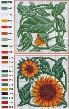 Love how cheerful these are Biscornu Cross Stitch, Cross Stitch Fruit, Mini Cross Stitch, Cross Stitch Heart, Cross Stitch Borders, Cross Stitch Flowers, Cross Stitch Designs, Cross Stitching, Cross Stitch Embroidery