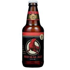 North Coast's Red Seal Ale.  North Coast consistently puts out decent brews and this delightful red ale is no exception.