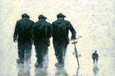 One of the Boys Giclée  Image size: 15.75 x 24 US Edition: 95