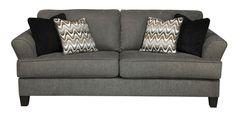 Living Room Decor on a Budget: Gayler Sofa by Ashley Furniture. At Kensington Furniture for $399.99