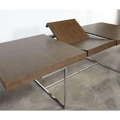 1000 ideas about extendable dining table on pinterest - B b italia athos dining table ...