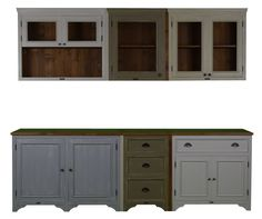 MMW A2 +3F 55 cm széles alsó szekrény + 3 fiók | My Mood Wood Buffet, Kitchen Cabinets, Mood, Storage, Furniture, Home Decor, Purse Storage, Decoration Home, Room Decor