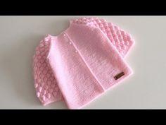 Baby Knitting Patterns, Knitting Designs, Crochet Patterns, Crochet Baby, Baby Kids, Knits, Fashion, Knit Jacket, Crochet Coat