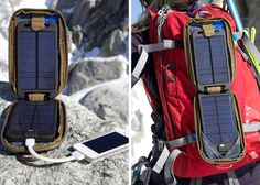 SolarMonkey Adventurer: Portable Solar Charger
