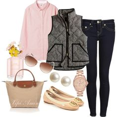 """Preppy for the Saturday Lunch."""