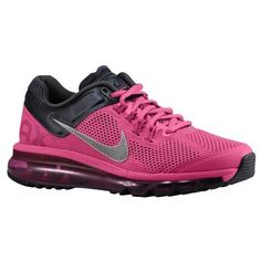 Max 2013, Running Shoes, Max Shoes, Nike Shoes, Foot Lockers, Air Max Women, Nike Air Max, Club Pink Gridiron Reflection, Pink Black