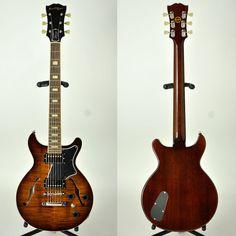 ALBATROSS-DX - SeventySeven Guitars Official Site