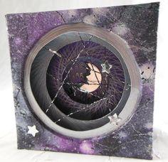 (8) Name: 'Paper Crafts : Tunnel Book or Diorama