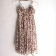 Floral dress Flowing floral Spring/Summer dress Alythea Dresses Mini