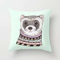 This Pillow (or the art print!)