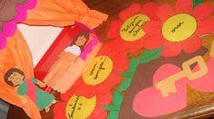 Escolinha Bíblica da Garotada: Visuais: A ressurreição de Dorcas