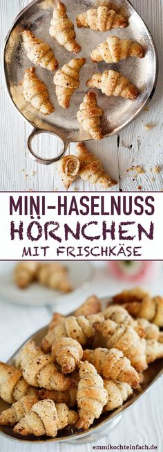 Ideas For Cookies Rezept Haselnuss Cookie Recipes From Scratch, Easy Cookie Recipes, Baby Food Recipes, Super Cookies, Delicious Dinner Recipes, Appetizers For Party, Easy Cooking, Tray Bakes, Good Food