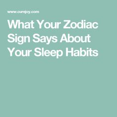 What Does Your Zodiac Sign Say About Your Hookup Life