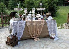 ιδεες για στολισμος τραπεζιων γαμου - Αναζήτηση Google Baptism Party, Outdoor Furniture Sets, Outdoor Decor, Table Decorations, Queens, Wedding Ideas, Google, Home Decor, Party