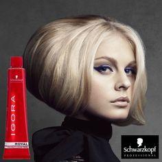We use Schwarzkopf multi tonal blondes @newingtonhair