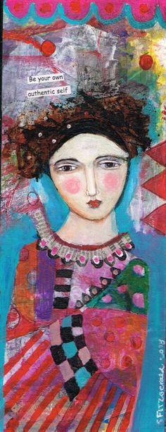 by Kitty Jujube (Sandi FitzGerald)