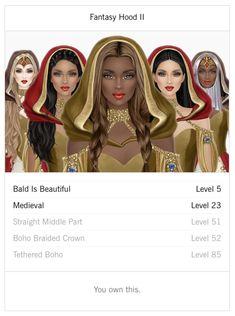 Middle Parts, Covet Fashion, Medieval, Braids, Hair Accessories, Wonder Woman, Fantasy, Superhero, Boho
