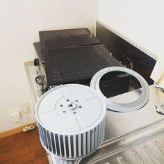 キッチン掃除は重曹だけあれば良いのです♡油汚れも換気扇もこれで全部ピカピカにできる | Linomy[リノミー]