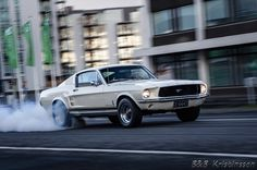 https://flic.kr/p/hMPXC5 | Ford Mustang Fastback ´67 | Mustang cruise night May 30th 2013.