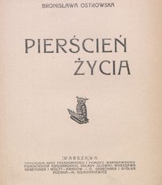 """Bronisława Ostrowaska, Polish poet of the Young Poland period, *** [I leave the field with my dog] (Excerpts) from the volume """"Ring of Life"""" https://www.atticus.pl/?pag=poz&id=98556  https://www.atticus.pl/?val=Bronis%C5%82awa+Ostrowska&pag=szukaj&lang=&Szukaj=Szukaj https://www.atticus.pl/?katalog=poep #poetry #poet #history #polishliterature"""