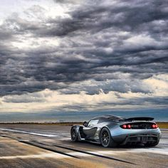 Acceleration station! The Venom GT