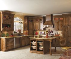 Turn heads every time with a kitchen swathed in charisma. You can count on a rustic kitchen to exude character and warmth, unveiling a welcoming space to stand as the heart of your home. Rustic Alder kitchen cabinets build on its charm, showcasing the natural characteristics and beauty of wood.
