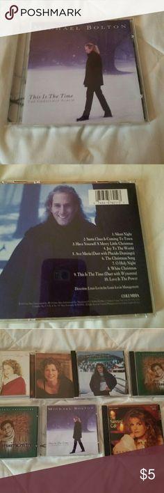 Michael Bolton Christmas CD Christmas music Other