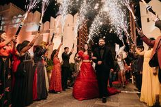 This Destination wedding in Udaipur made sure to keep the excitement and fun quotient elevated and airborne too. Welcome Dinner at Shiv Niwas Udaipur Indian Wedding Planning, Wedding Planning Websites, Wedding Planner, Destination Wedding, Lehenga Style, Groom Wear, Groom Outfit, Udaipur, Bridal Outfits