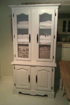 Shabby Chic Dresser,Display,Larder,Linen Cupboard |