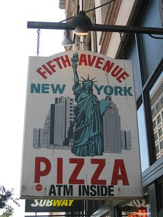 Cant wait for NY pizza!