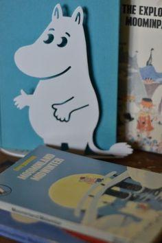 Moomin Book ends www.iotabristol.com