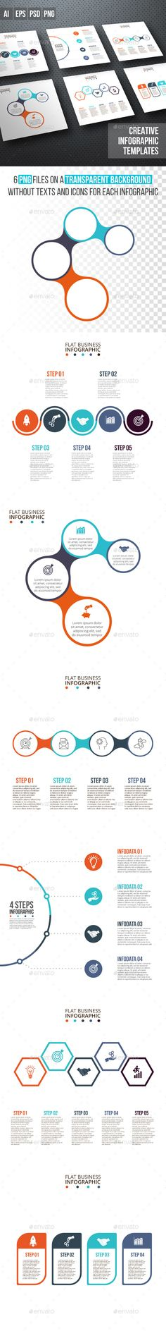 Business infographic diagrams Template Design v.13 - #Business #Infographic #Diagram #Template #Design. Download here: https://graphicriver.net/item/business-infographic-diagrams-v13/19508820??ref=yinkira
