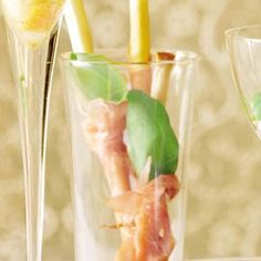 Recept - Soepstengels gewikkeld in parmaham - Allerhande - lekker idee voor de kinderen!