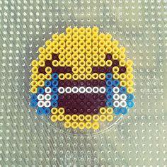 Emoji hama beads by camellissbeauty