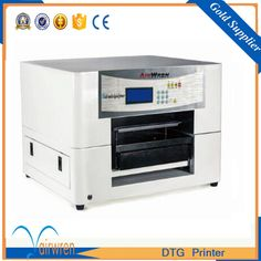 a24409637 A3 t shirt DTG printing machine direct to garment printer with acroRIP  software