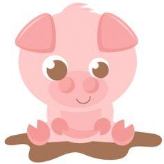 animated clip art free cartoon pig clip art cute pig shady rh pinterest co uk cute pig clipart cute pig clipart black and white