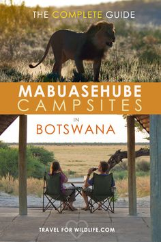 There's nothing quite like Kalahari camping in Botswana, and Mabuasehube is the place to do it. This is the only complete guide to the Mabuasehube campsites in the Kgalagadi Transfrontier Park