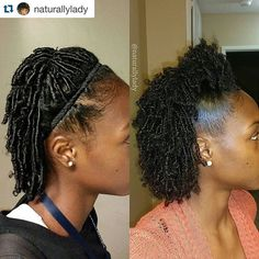 #Repost @naturallylady with @repostapp.  Finger CoilsCoil Out Will definitely be doing finger coils a little more often to help keep my hands out of my hair #lowmanipulation by cwk_girls