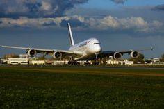 Air France Airbus A380-800 aeronaves aviões aviação