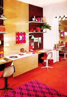 Do you have a colourful office?
