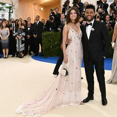 Met Gala 2017 Live Blog: Selena Gomez and The Weeknd Arrive—Plus More Celebrity Red Carpet Arrivals in Real Time