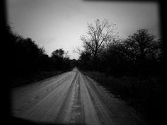 Spooky road by JeffyNumnak on DeviantArt