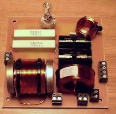 Zwrotnica głośnikowa trójdrożna 3-way typ M-400/3
