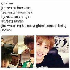 lol Eat Jin will always be my favorite